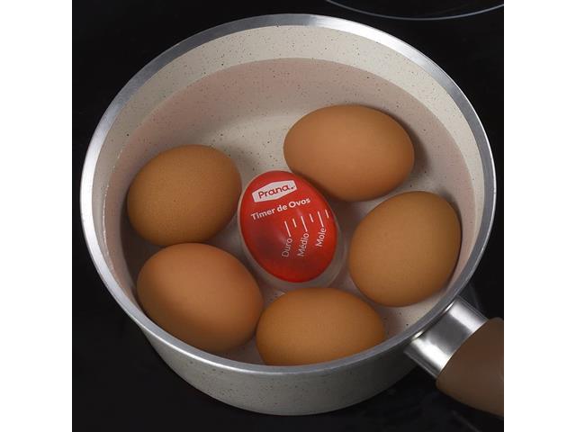Time para Ovos Prana Vermelho - 2