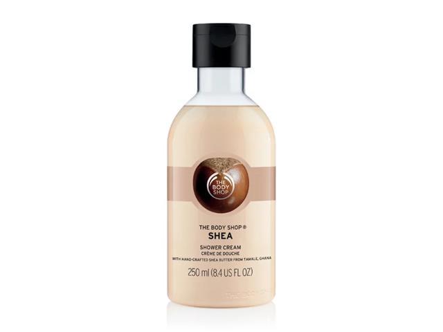Sabonete Líquido Corporal The Body Shop Shower Cream Karité 250ML - 1