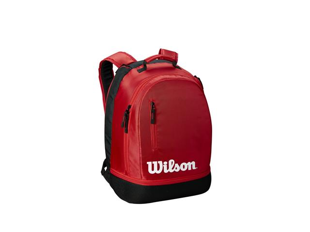 Mochila Esportiva Wilson Team Collection Vermelha