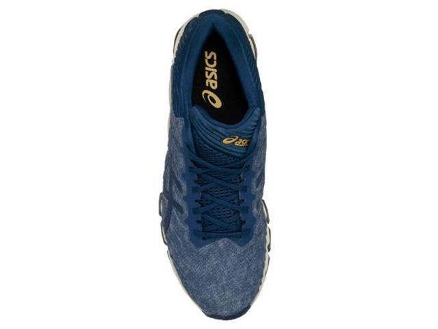 Tênis Asics Gel-Quantum 360 5  Mako Blue/Mako Blue Masculino - 3