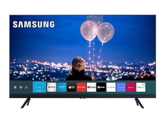"Smart TV LED 50"" Samsung Tizen Crystal UHD 4K HDR PREMIUM 3HDMI Wi-Fi"