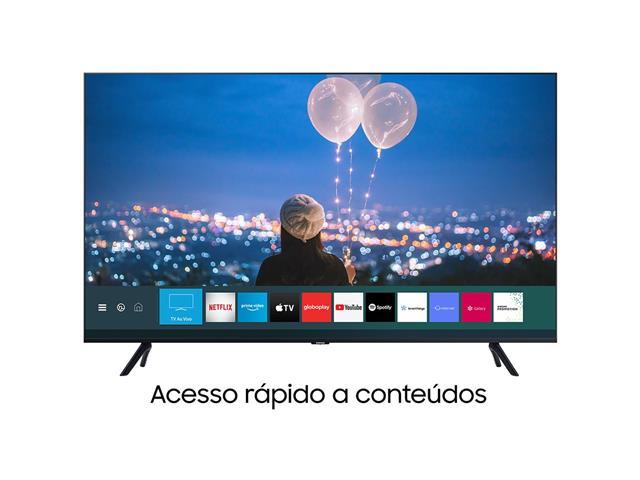 "Smart TV LED 65"" Samsung Tizen Crystal UHD 4K HDR PREMIUM 3HDMI Wi-Fi - 1"