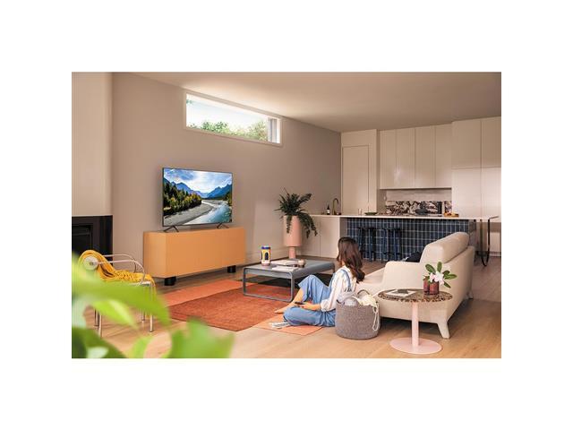 "Smart TV QLED 55"" Samsung Pontos Quânticos UHD 4K HDR 3HDMI Wi-Fi Q60T - 7"