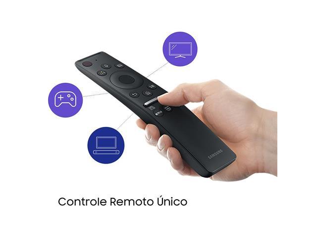 "Smart TV QLED 75"" Samsung Pontos Quânticos UHD 4K HDR 4HDMI Wi-Fi Q80T - 5"