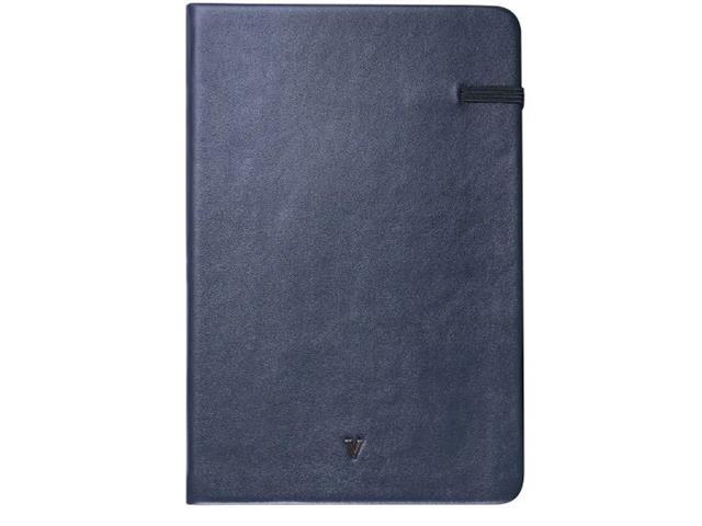 Caderno de Anotações Vivara Sem Linhas Médio Marinho - 1