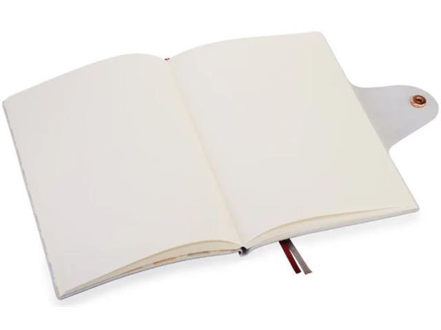 Caderno de Anotações Vivara Sem Linhas Médio Cereja - 2