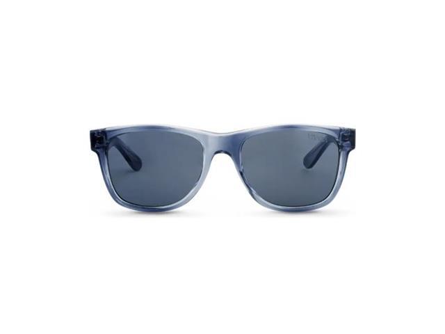 Óculos de Sol Infantil Vivara Quadrado em Acetato Cinza Azulado Filho - 3