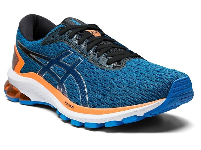 Tênis Asics Gt-1000 9 Electric Blue/Black Masculino - 1