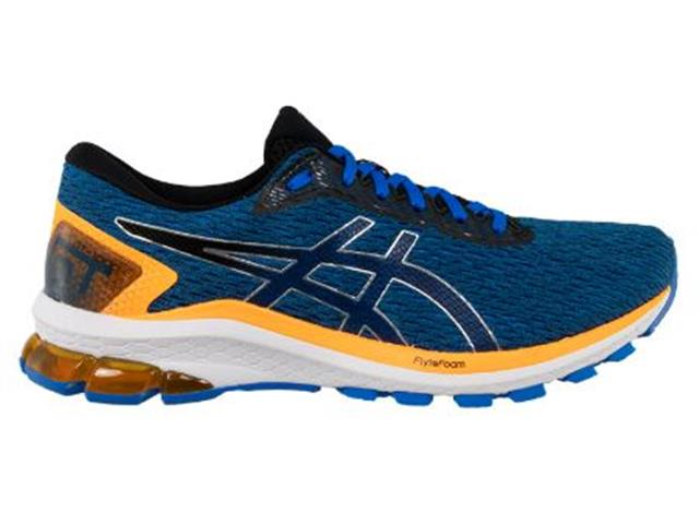 Tênis Asics Gt-1000 9 Electric Blue/Black Masculino - 2