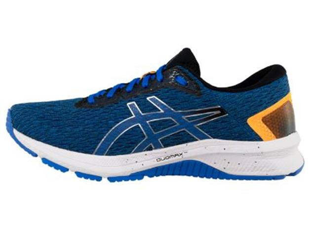Tênis Asics Gt-1000 9 Electric Blue/Black Masculino - 3