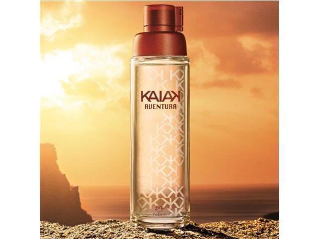Desodorante Colônia Natura Kaiak Aventura Feminino 100ML - 2