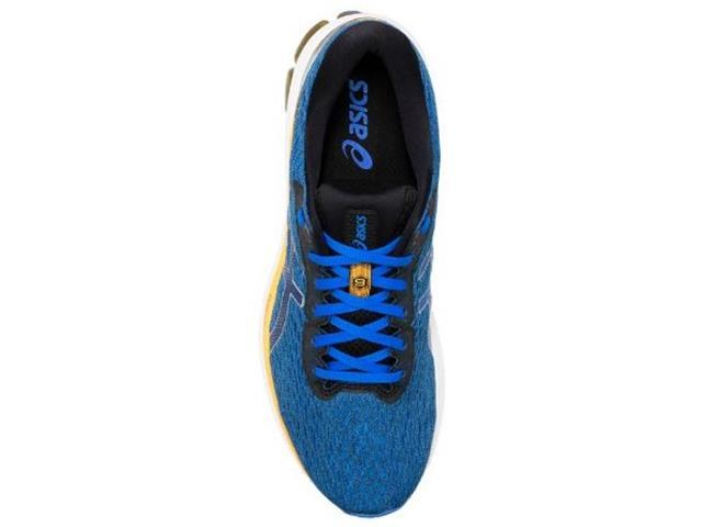 Tênis Asics Gt-1000 9 Electric Blue/Black Masc Tam 38 - 4