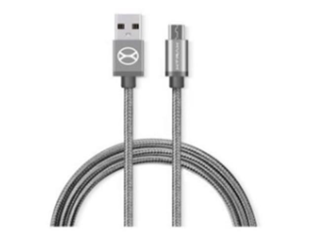 Cabo Micro Usb Xtrax 1,5 M Space Grey