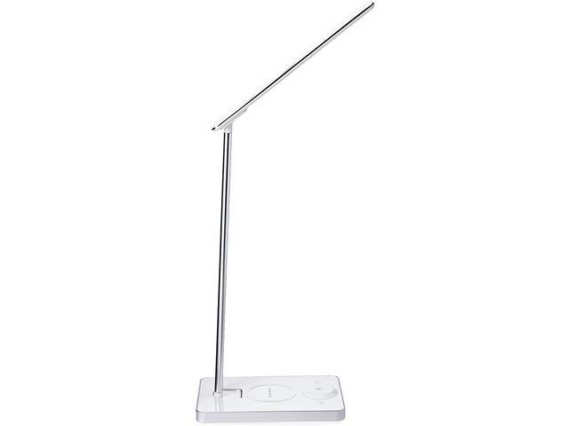 Carregador por Indução com Luminária Led Xtrax Branco - 1