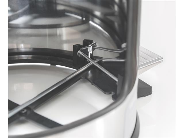 Lixeira com Pedal Tramontina Aço Inox 30 Litros - 3