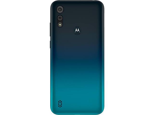"""Smartphone Motorola Moto E6S 32GB Duos Tela 6.1"""" 4G Câm 13+2MP Navy - 7"""