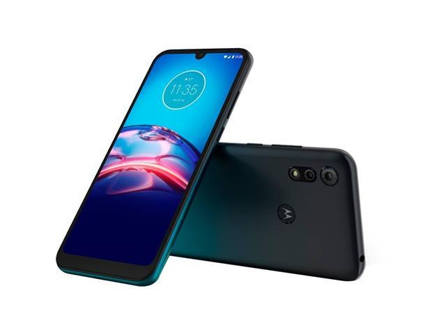 """Smartphone Motorola Moto E6S 32GB Duos Tela 6.1"""" 4G Câm 13+2MP Navy - 2"""