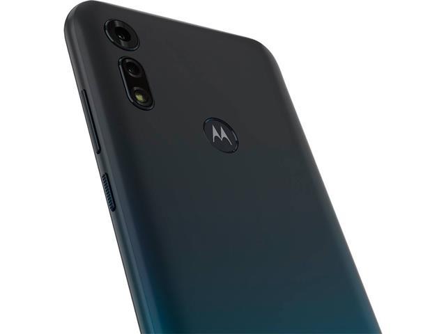"""Smartphone Motorola Moto E6S 32GB Duos Tela 6.1"""" 4G Câm 13+2MP Navy - 6"""