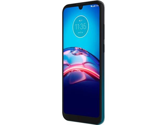 """Smartphone Motorola Moto E6S 32GB Duos Tela 6.1"""" 4G Câm 13+2MP Navy - 5"""