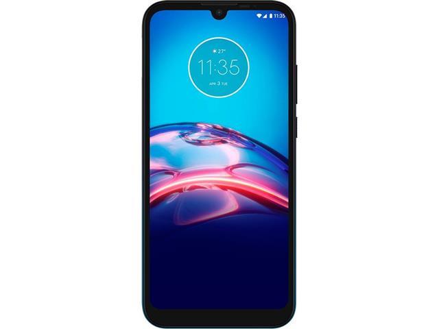"""Smartphone Motorola Moto E6S 32GB Duos Tela 6.1"""" 4G Câm 13+2MP Navy - 4"""