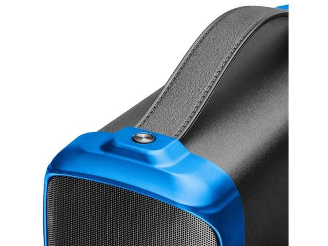 Caixa de Som Bluetooth Multilasr Bazooka 70W - 3