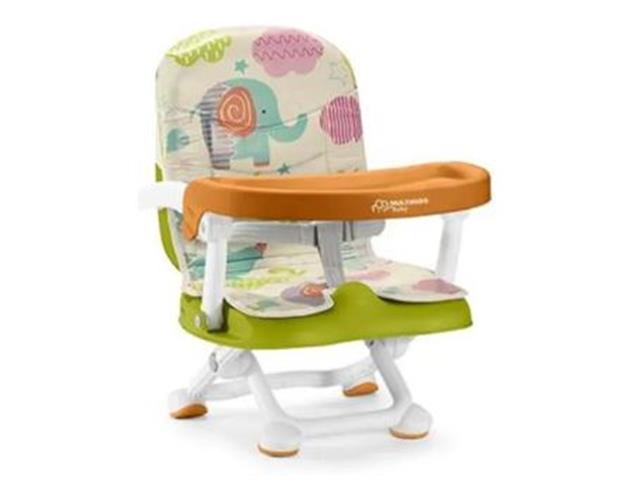 Cadeira de Alimentação Portátil Multikids Baby Animais