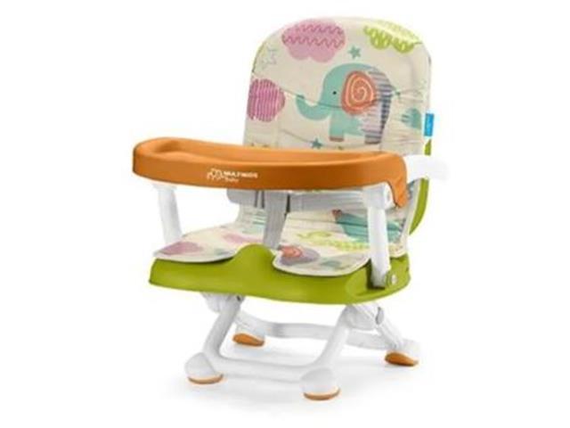 Cadeira de Alimentação Portátil Multikids Baby Animais - 1