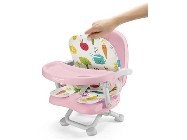 Cadeira de Alimentação Portátil Multikids Baby Frutinhas - 2