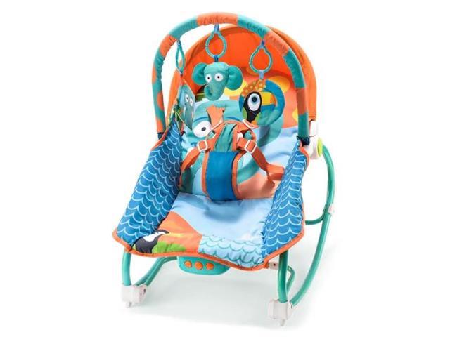 Cadeira de Balanço para Bebês Multikids Baby Elefante