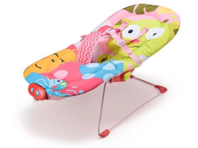 Cadeira de Descanso para Bebês Multikids Baby Gato - 2