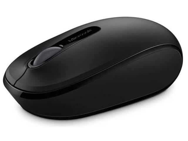 Mouse Sem Fio Microsoft Mobile USB Preto - 1