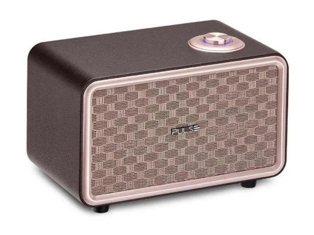 Caixa de Som Bluetooth Pulse Retrô Speaker Presley