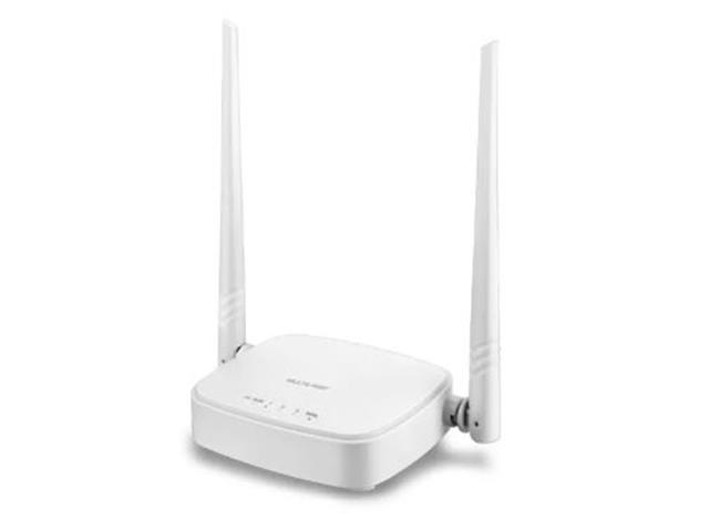 Roteador Multilaser Ipv6 - 2.4 Ghz 2 Antenas Branco 300Mbps