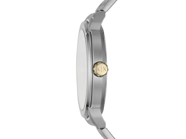 Relógio Armani Exchange Masculino Prata AX1466/1KN - 1