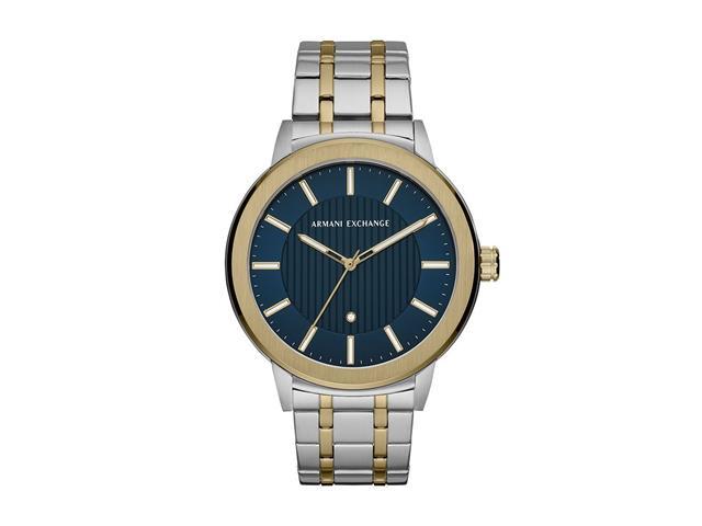 Relógio Armani Exchange Masculino Prata AX1466/1KN