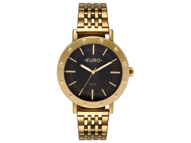 Relógio Euro Feminino Spike Fever DouradoEU2035YPI/4P