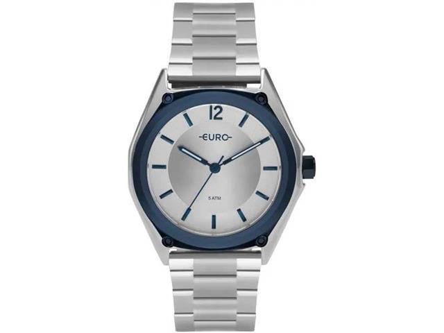 Relógio Euro Feminino Prata EU2035YPJ/5K