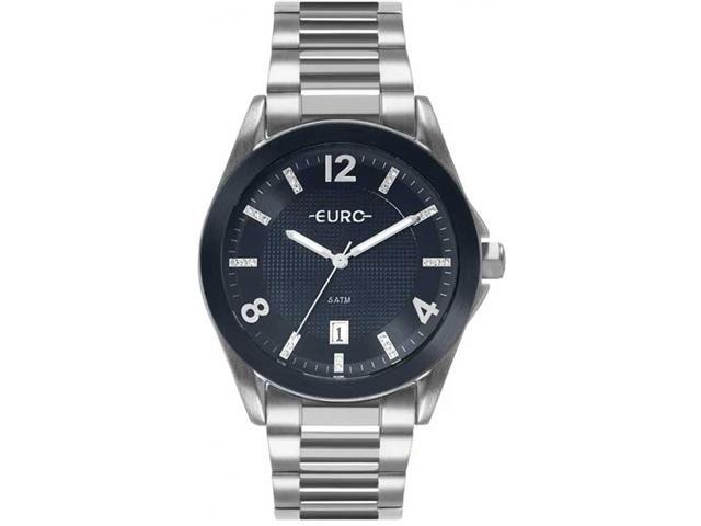 Relógio Euro Feminino Prata EU2315HN/3A