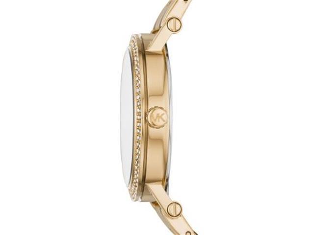 Relógio Michael Kors Norie Feminino Dourado MK4404/1DI - 2