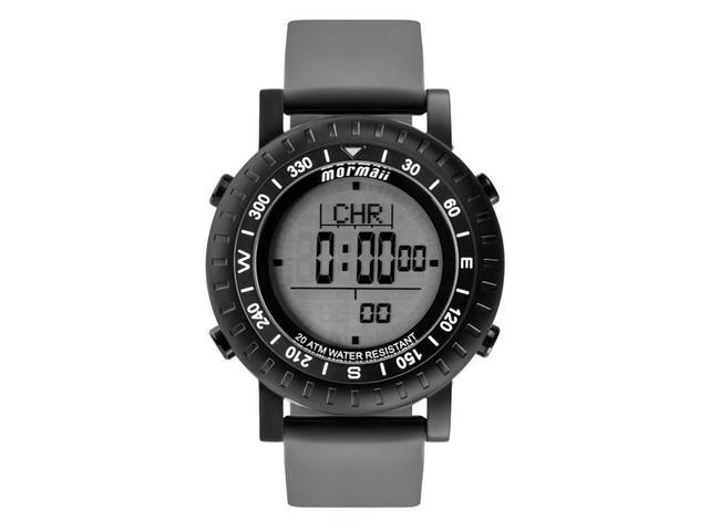 Relógio Mormaii Masculino Cinza MO1152A/8P