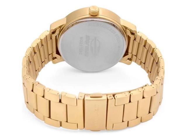 Relógio Mormaii Masculino Dourado MO2115BE/4B - 2