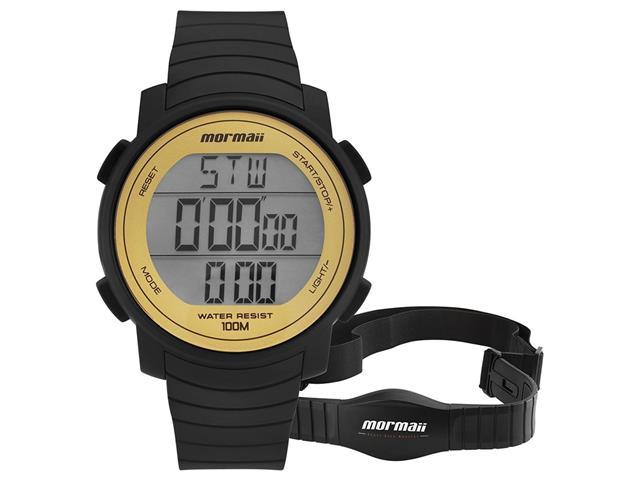 Relógio Mormaii Feminino Performance com Monitor Cardíaco MO11560AA/8D