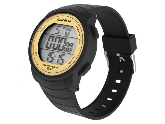 Relógio Mormaii Feminino Performance com Monitor Cardíaco MO11560AA/8D - 1