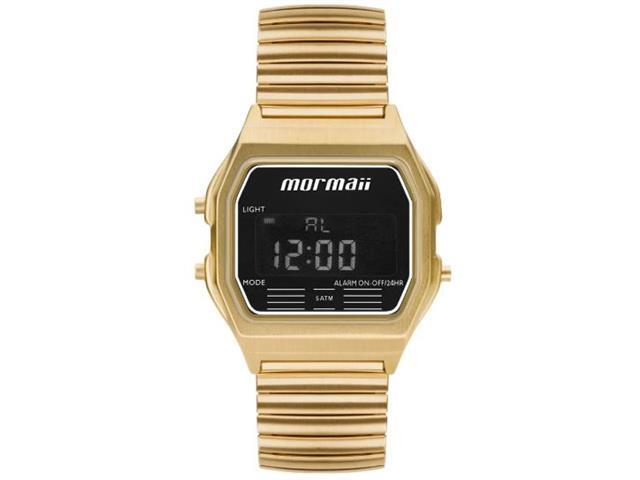 Relógio Mormaii Feminino Vintage Dourado MOJH02AU/4D