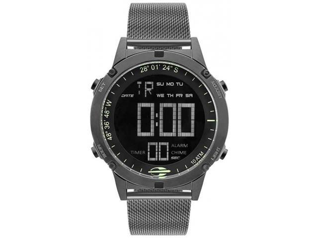 Relógio Mormaii Masculino Digital Cinza MOW13901C/T4C