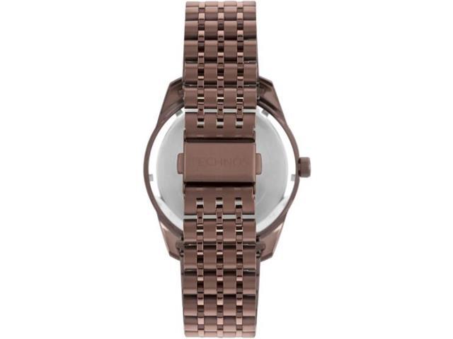 Relógio Technos Masculino Riviera Marrom 2115MSW/4P - 1