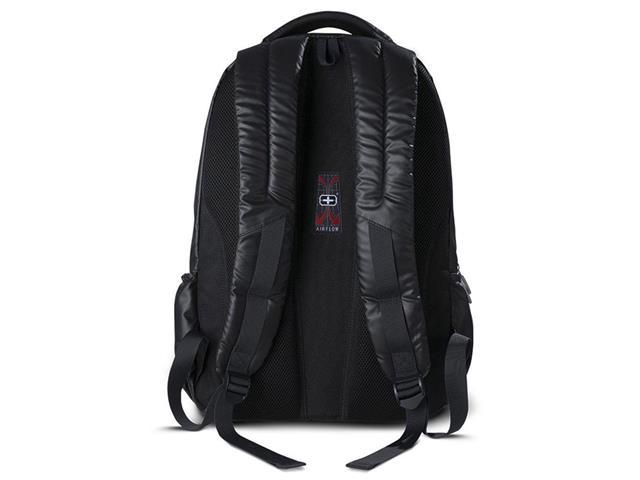 Mochila para Notebook Multilaser Swisspack Trip até 15.6 Pol Preta - 2