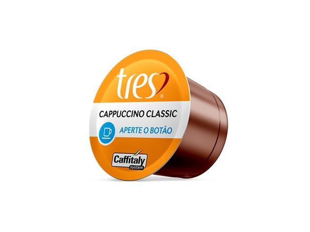 Cápsulas Três Corações Cappuccino Classic - 1