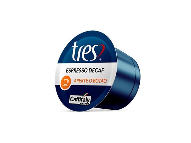 Cápsulas Três Corações Café Espresso Decaf - 1