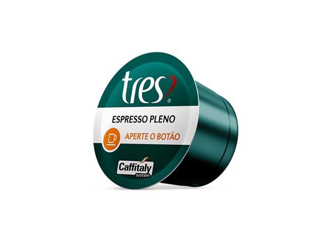 Cápsulas Três Corações Café Espresso Pleno - 1